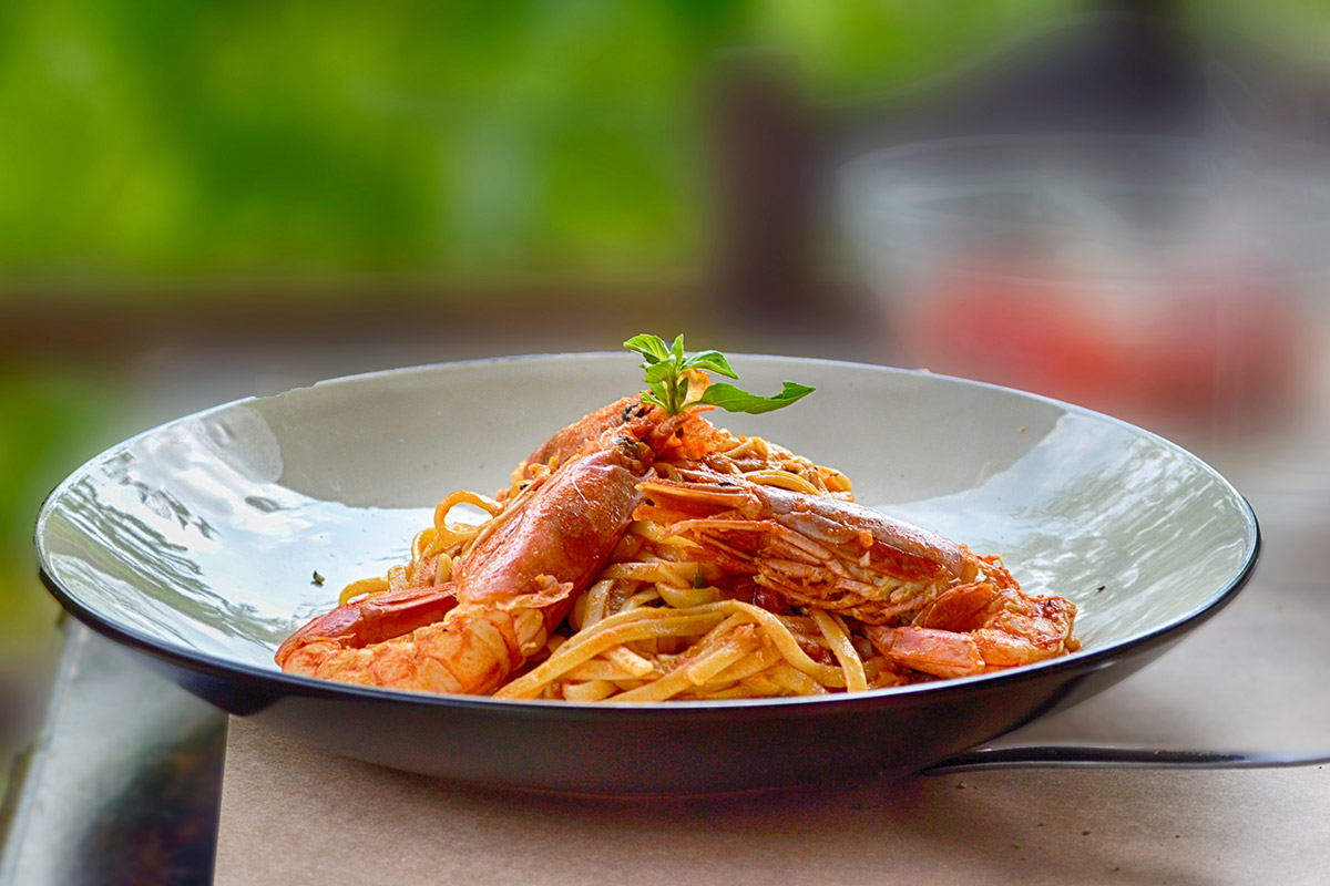 Mangiare pesce fresco a Torino